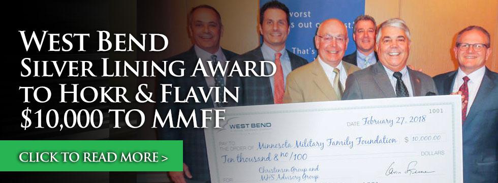 Silver Lining Award Image
